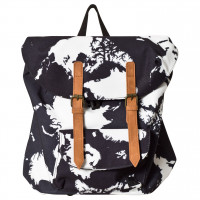 Рюкзак Molo Strapped Backpack World map dark