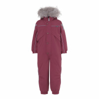 Комбинезон Molo Polaris Fur Recycle Maroon